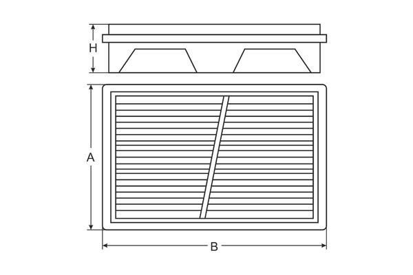 luftfilter sct germany sb2190 filter hyundai tucson jm kia. Black Bedroom Furniture Sets. Home Design Ideas