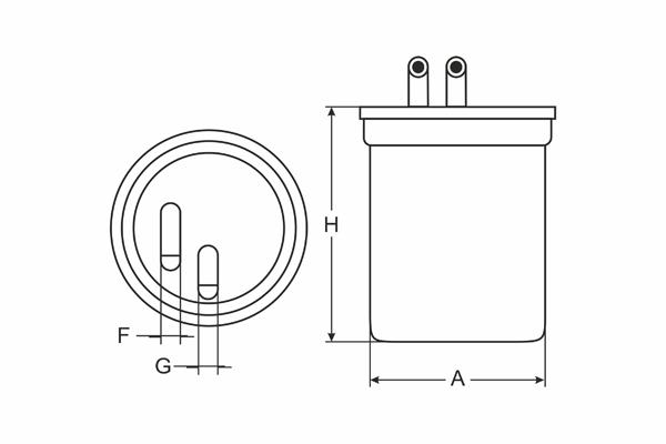 Bmw E39 Fuel Filter