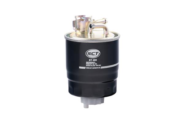 ST 490 Fuel filter SCT